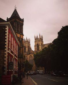 York and York Minster #york #uk #travel #architecture #city #history