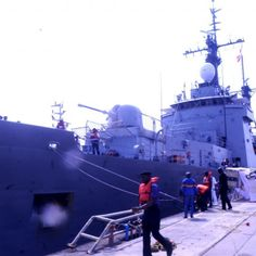 Nigeria Navy take over new delivery wardship