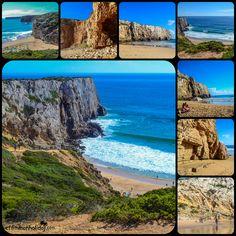 The beautiful Algarve beaches - Beliche