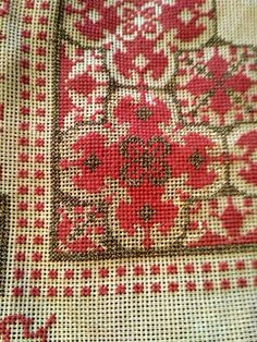 Cross Stitches, Cross Stitch Embroidery, Cross Stitch Designs, Cross Stitch Patterns, Needlepoint, Fabrics, Pillows, Fruit, Diy