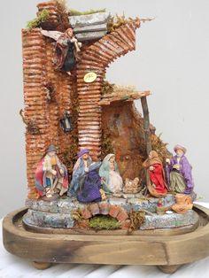 Shabby Chic & La Maison de la Lavande: I miei Presepi/Nativity Scenes