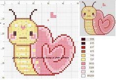 broderie - Page 2 - Cross Stitch Cross Stitch Letter Patterns, Monogram Cross Stitch, Tiny Cross Stitch, Cross Stitch For Kids, Cross Stitch Alphabet, Cross Stitch Animals, Cross Stitch Charts, Cross Stitch Designs, Stitch Patterns