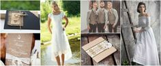 Nunta in stil rustic (I) - invitatii, tinute miri si altele pe blogul Manufacturat.ro: http://www.manufacturat.ro/fara-categorie/nunta-in-stil-rustic-i/