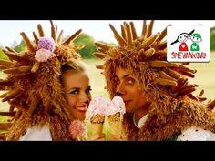 Spievankovo (6) a kráľovná Harmónia - ježko zmrzlinár a ježica Evelína - YouTube Retro, Youtube, Retro Illustration, Youtubers, Youtube Movies