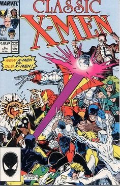 Classic X-Men #8 by Arthur Adams