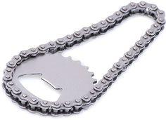 Chain bottle opener