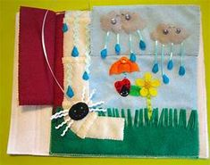 Itsy Bitsy Spider Quiet Book Page | Imagine Our Life