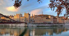 Passeios românticos em Lyon #viajar #paris #frança