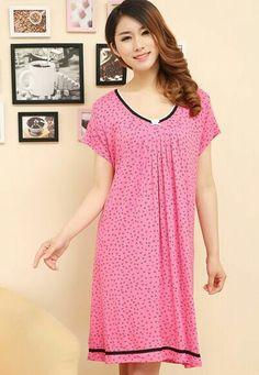 Robe de chambre Cotton Nighties, Night Suit, Night Dress For Women, Sleep Dress, Lingerie, Nightgown, Pyjamas, Nightwear, Beauty Women