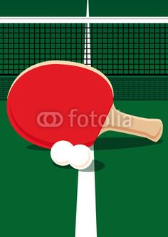Ping Pong or Table tennis Illustration with Adobe Illustrator Tennis, Adobe Illustrator, Graphics, Illustration, Table, Pictures, Graphic Design, Tables, Illustrations