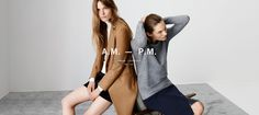 Caroline Brasch Nielsen & Karolin Wolter for Zara November 2014 Zara Lookbook, Fashion Lookbook, Fast Fashion, Fashion Beauty, Fashion Weeks, Style Fashion, Mode Zara, Tilda Lindstam, Zara Looks