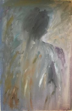 من از جهان بى تفاوتى فكرها و حرف ها و صداها مى آيم...   صبا گلباز، اكرليك روى بوم، خرداد ٩٤  Saba golbaz Acrylic on canvas