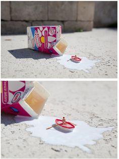 Brilliant Street Art Photography by Slinkachu