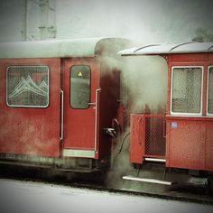 "500px / Photo ""Nostalgic Journey - Steam"" by Peter Sommer"