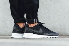 Nike Air Pegasus 89 EGD Black/Anthracite Wolf Grey - EU Kicks Sneaker Magazine