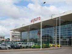MAPUTO International Airport : Gateway to #Maputo Mozambique