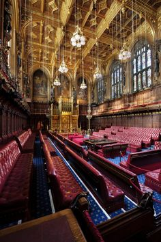 Aardvark 360 Takes You On An Immersive Tour Inside The Houses Of Parliament