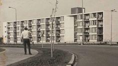 Flat kerkelanden Hilversum  ca 1950