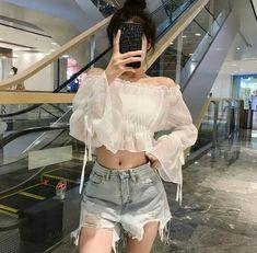Un vrai style pour les femmes qui veulent être classe, Vive la mode coréenne   #kfashion #koreanfashion #modecoréenne
