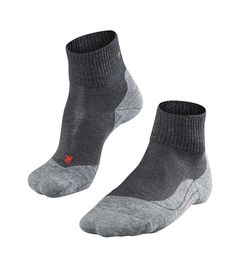 Falke Mens TK5 Ultra Light Short Trekking Socks | Light Merino Wool Socks