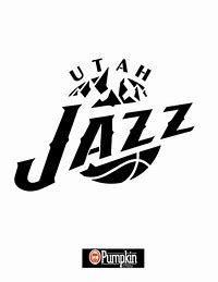 Utah Jazz Logo Coloring Page Bing Images Utah Jazz Jazz Mavericks Logo