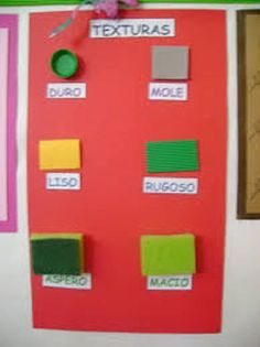Essa atividade de texturas nos quais as crianças irão observar e tocar para sentir as diferenças da imagens e saber qual é o formato.