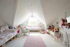 Beautiful White Residence In London