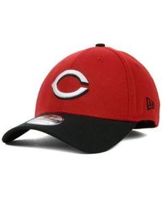 New Era Cincinnati Reds Mlb Team Classic 39THIRTY Cap - Red/Black L/XL