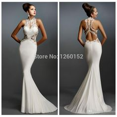 Elegant White Dresses for Women