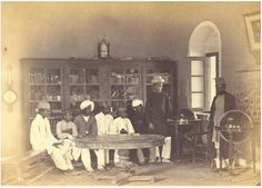 1873 Karachi Pakistan - classroom