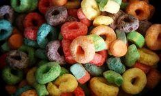 cereal, gmos, fruit loops