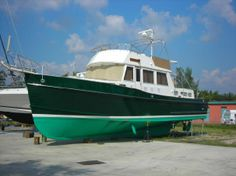 1997 Grand Banks 46 Classic stabilized in FL Wooden Boat Plans, Wooden Boats, Classic Boats For Sale, Grand Banks Yachts, Trawler Boats, Classic Yachts, Water 3, Atvs, Cool Cars