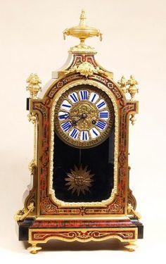 Zegar w typie Boulle'a