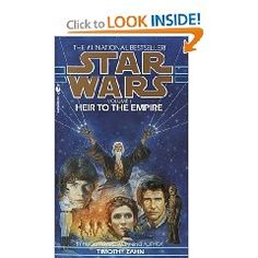 I love Star Wars, and Timothy Zahn is the best writer of the expanded universe books.