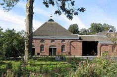 Kloosterburen, boerderij Oud Bokum uit 1858