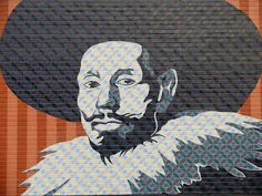 Frame Central–Mark O'Connell Mural