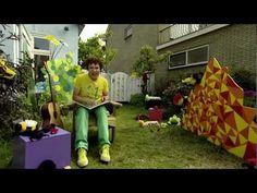Dirk Scheele - Dieren In De Tuin uit de serie ´Huis, tuin en keukenavonturen deel 1´ - YouTube