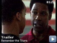 Remember the Titans --