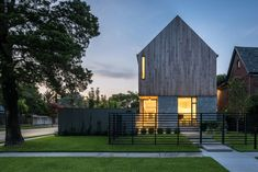 Magnificent Collaborative Work Results in this Modern and Elegant Home