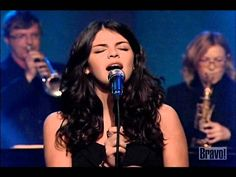 Nikki Yanofsky Take the  A Train Live in HD Bravo concert.  Love this homage to Billy Strayhorn and Duke Ellington!