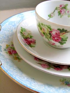 Madelief vintage china