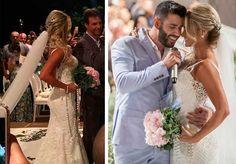 Terço para noivas, casamento Andressa Suita e Gustavo Lima