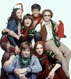 That's 70 Show Christmas That 70s Show, 70 Show, Comedy Movies, Series Movies, Gilmore Girls, Movies Showing, Movies And Tv Shows, Cheers Tv Show, Streaming Hd