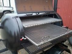 Custom Made BBQ Smokers and Grills