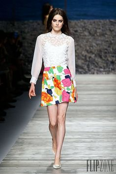 Blugirl Spring-summer 2014 - Ready-to-Wear