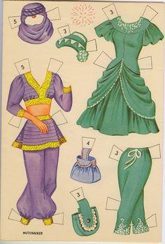 Nutcracker Ballet 1960- Whitman co uncut