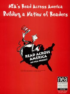 March 2 is Read Across America Day