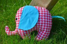 """Made by ilskepilske: Olifant """"Dumbo"""""""