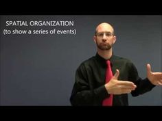 Use the technique known as spatial organization to deliver information in a clear manner in American Sign Language (ASL). Morning routines were used in this . Deaf Sign, Asl Signs, Asl Sign Language, American Sign Language, Asl Videos, Foreign Language Teaching, Deaf Culture, Morning Routines, Words