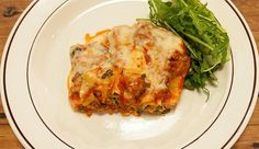 Cannelloni Stuffed with meat & Ricotta Cheese | Good Chef Bad Chef